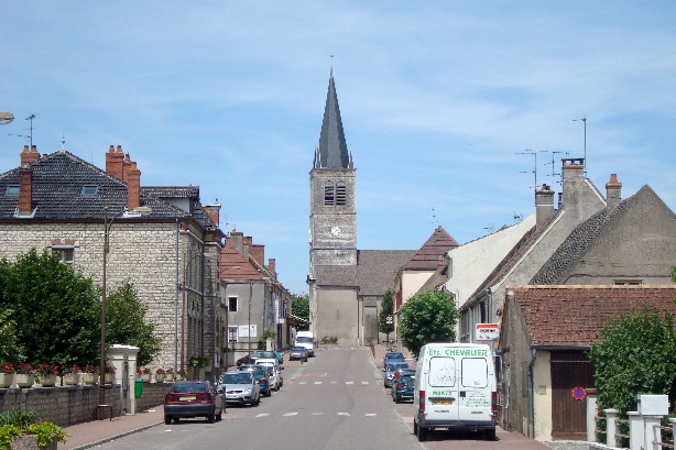 Church - St.-Martin-en-Bresse