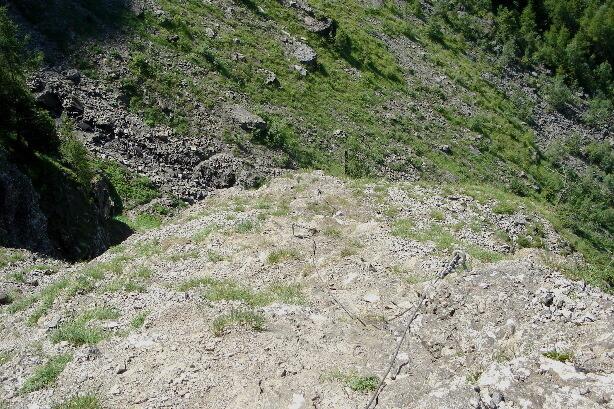 Klettersteig Chäligang : Die schönsten klettersteige in frutigen