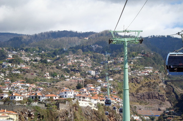 The Cable-car to Monte