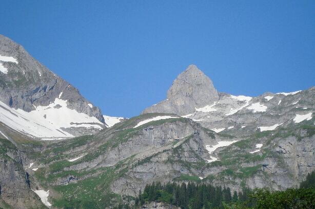 Klettersteig Braunwald : Klettersteig braunwald
