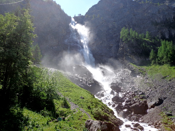 Klettersteig Chäligang : Klettersteige in der schweiz ein neuer trend von klettersteig