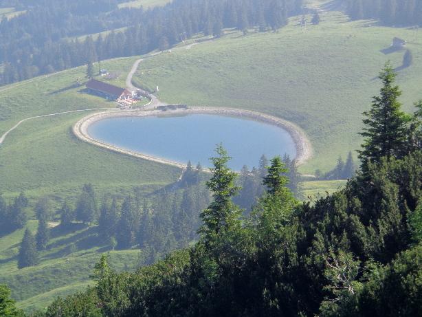 Klettersteig Iseler : Klettersteig iseler