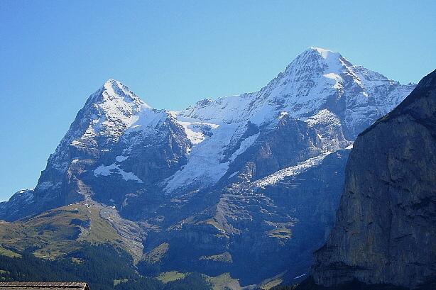Klettersteig Mürren : Klettersteig mürren