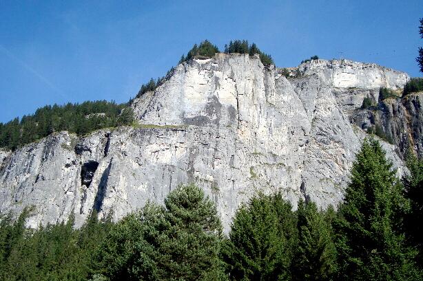 Klettersteig Pinut : Klettersteig pinut