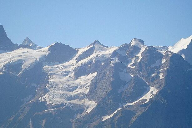 Klettersteig Schwarzhorn : Klettersteig schwarzhorn