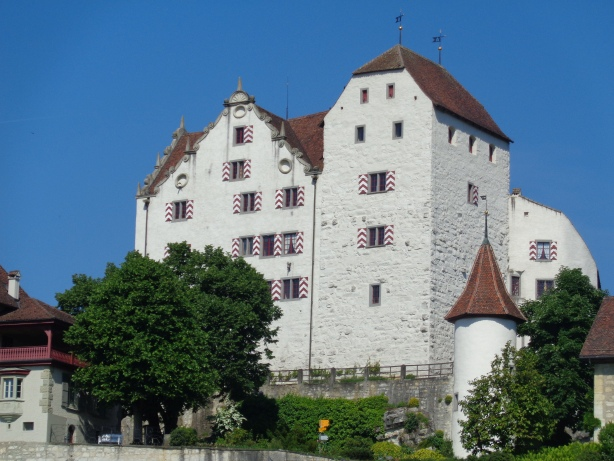 Schloss Wildegg - Möriken-Wildegg